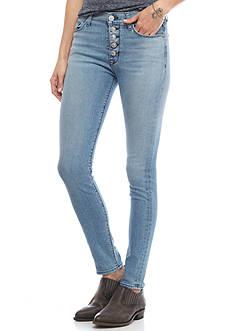 Hudson Jeans Ciara High Rise Super Skinny Jeans