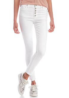 Hudson Jeans Ciara High Rise Super Skinny Ankle Jeans