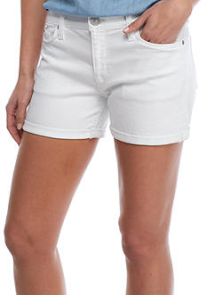 Hudson Jeans Asha Cuffed Shorts