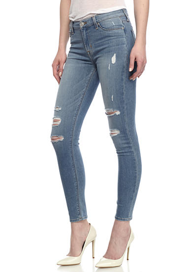 Hudson Jeans Nico Midrise Super Skinny Jeans