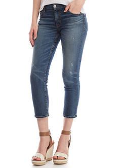 Hudson Jeans Fallon Cropped Jeans