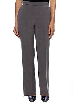 Kim Rogers Petite Comfort Waist Pull On Pant (Short & Average)