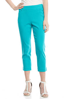 Kim Rogers® Super Stretch Crop Pants
