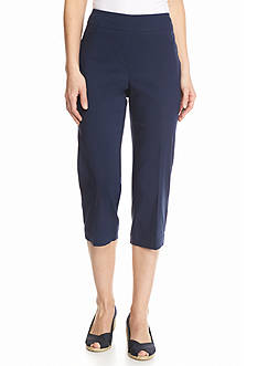 Kim Rogers® Super Stretch Capri Pants