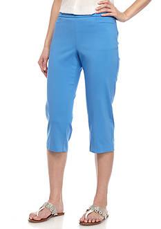 Kim Rogers Petite Size Millen Capri Pants