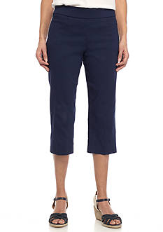 Kim Rogers Petite Millen Capri Pants