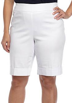 Kim Rogers Plus Size Millen Short