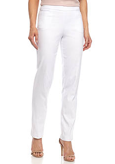Kim Rogers® Super Stretch Pull On Pant