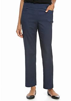 Kim Rogers Super Stretch Flat Front Short Pant