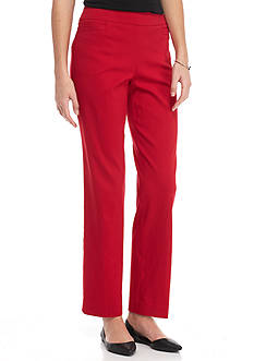 Kim Rogers® Super Stretch Flat Front Short Pant