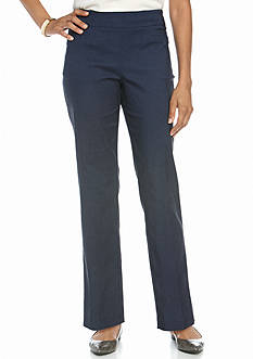 Kim Rogers Super Stretch Short Pull On Pants