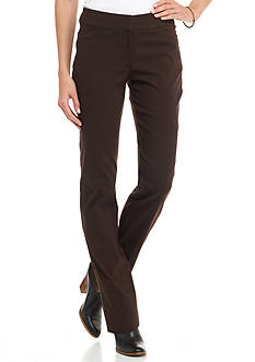 Kim Rogers Super Stretch Zip Front Pants