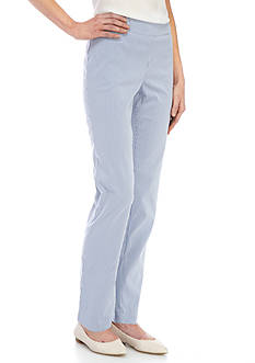Kim Rogers® Super Stretch Stripe Pant