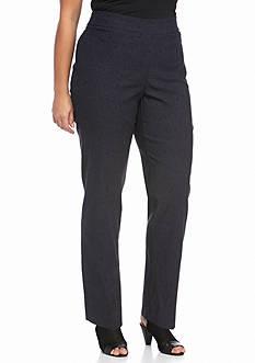 Kim Rogers Plus Size Paisley Millen Ave Pants