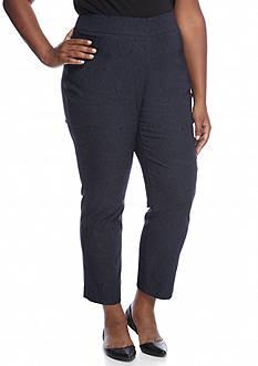 Kim Rogers Plus Size Paisley Millen Pants