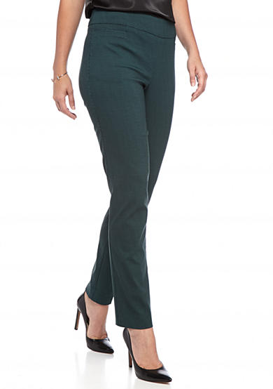 Kim Rogers® Super Stretch Check Pants