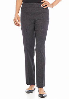 Kim Rogers Paisley Pull On Stretch Pant