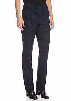 Kim Rogers® Stretch Chevron Pants