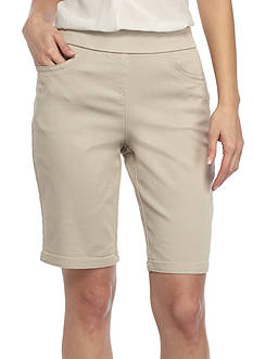 Kim Rogers® Petite Super Stretch Shorts
