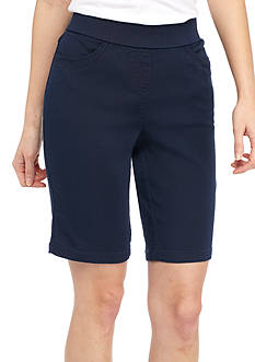 Kim Rogers Petite Super Stretch Shorts