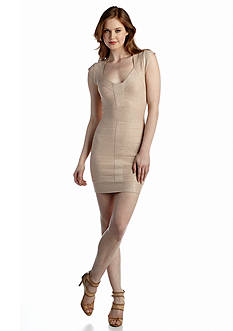French Connection Mami Spotlight Bodycon Dress