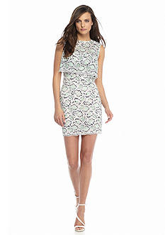 French Connection Boccara Lace Dress