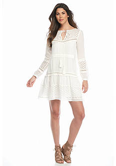 French Connection Lola Lace Dress