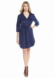 French Connection Kruger Shirtdress