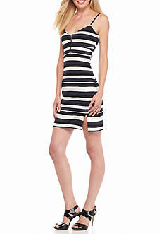 French Connection Chantilly Stripe Dress