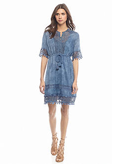 French Connection Florence Lace Dress