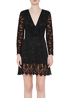 French Connection Emmie Lace Dress
