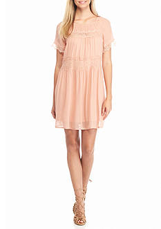 French Connection Rosie Drape Dress