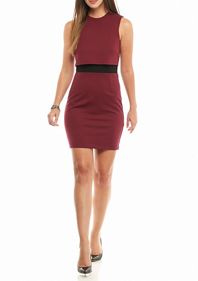 French Connection Lula Bodycon Dress