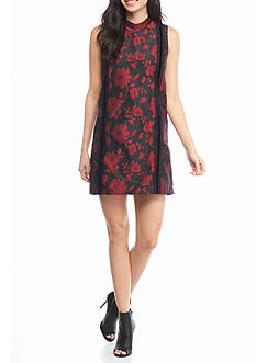 French Connection Fast Betty Brocade Dress