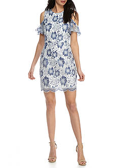 French Connection Antonia Lace Dress