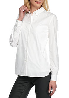French Connection Belle Shirting Blouse