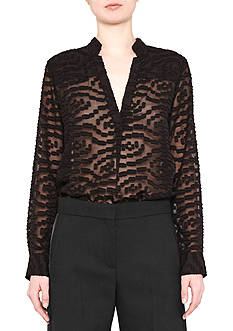 French Connection Ruby Lace Blouse