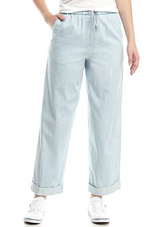 French Connection Salt Water Denim Ankle Pant