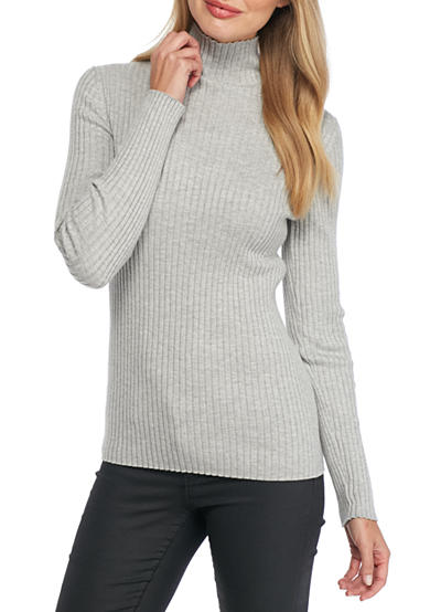 French Connection Bambino Rib Knit Sweater