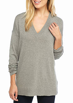 French Connection Bambi V Neck Sweater