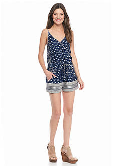 French Connection Castaway Romper