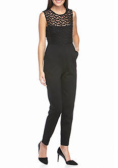 French Connection Chelsea Beau Jumpsuit