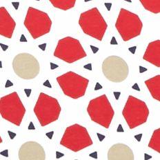 Kim Rogers Petites Sale: Red/Khaki Kim Rogers Petite Medallion Print Tee