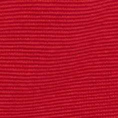 Kim Rogers Sweaters: Red Kim Rogers Ottoman Stitch Knit Top
