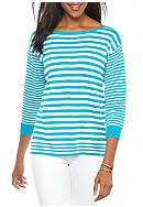 Kim Rogers® Boatneck Sweater