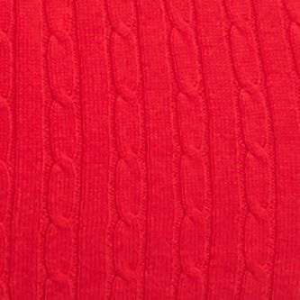 Women: Cardigans & Sweaters Sale: Red Mercur Kim Rogers Open Cardigan Cable Solid