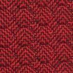Women: Vests Sale: Red/Black Kim Rogers Knit Quilted Vest