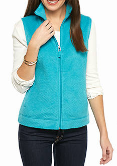 Kim Rogers Polar Fleece Vest