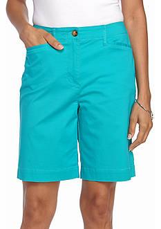 Kim Rogers Long Pocket Bermuda Short