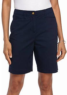 Kim Rogers Long Pocket Bermuda Short